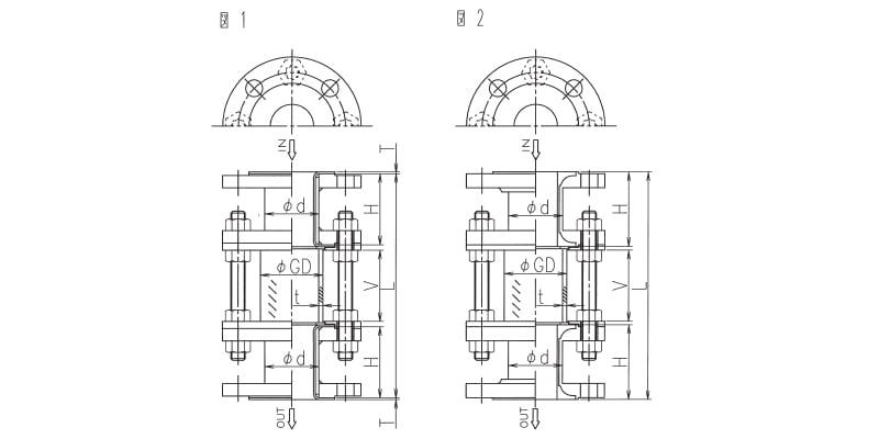 S5L/S5NL ライニングタイプ