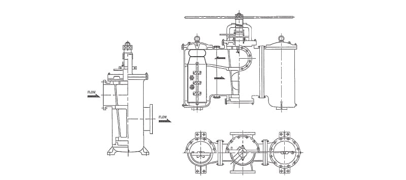 DSW(旧 KB2W) 鋳物タイプ